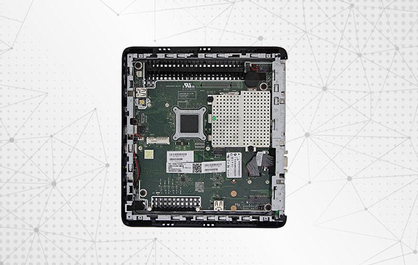 تین کلاینت HP t620 و بررسی مشخصات سخت افزاری